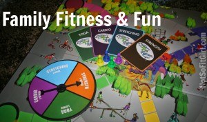 Fitness & Fun for the Whole Family: Flip2BFit