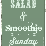 Salad & Smoothie Sunday: Fruit Poppin' Salad