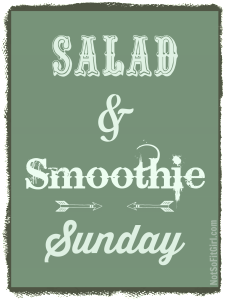 Salad & Smoothie Sunday: Fruit Poppin' Salad