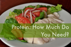 Protein: How Much Do You Need?