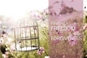 Finding Freedom Through Forvgiveness