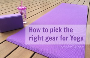 What gear do you need for Yoga?