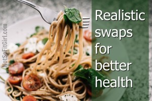 Realistic swaps for better health