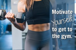 How to motivate yourself to go to the gym