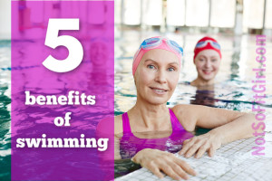5 benefits of swimming